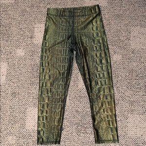 Zara Terez Crop Leggings